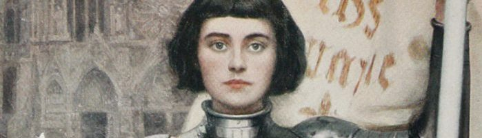 Albert Lynchs Jeanne d Arc.